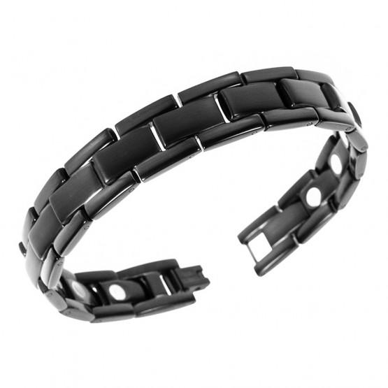 Magnetarmbånd (titanium) Livsstyrke