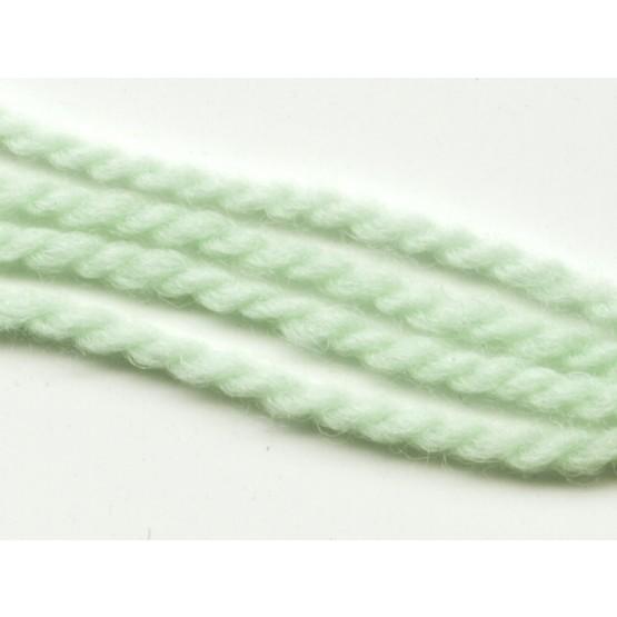Garn-Mint grøn