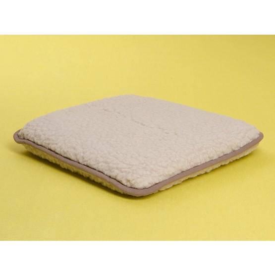 Magnet hynde (Merino beige) 40 x 40 cm