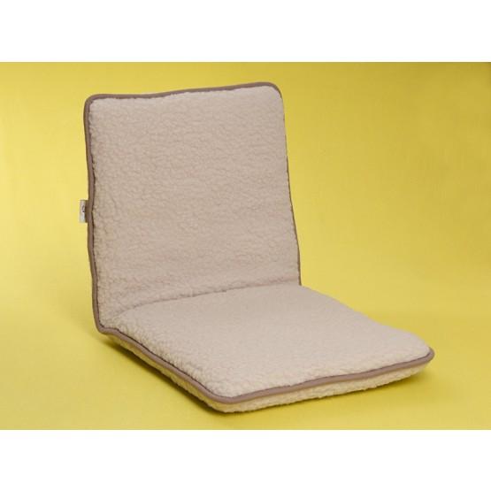 Magnet hynde (Merino beige) 45 x 90 cm