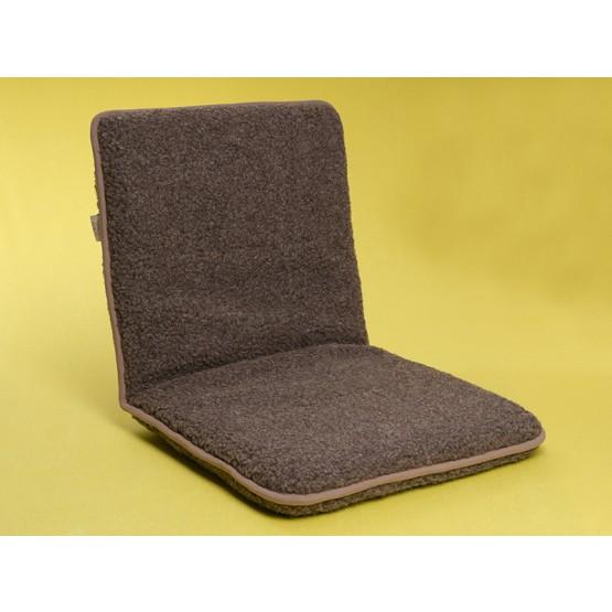 Magnet hynde (Merino brun) 45 x 90 cm