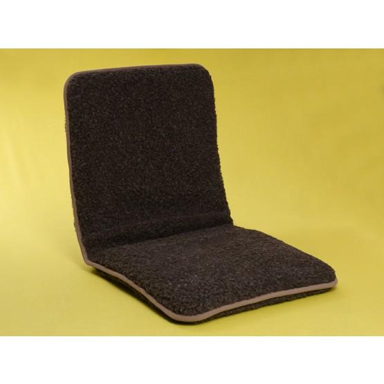 Magnet hynde (Merino brun) 50 x 100 cm