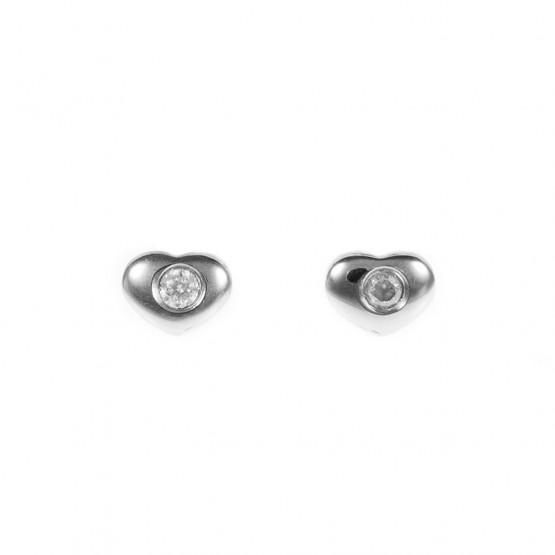 Ion øreringe (stål)