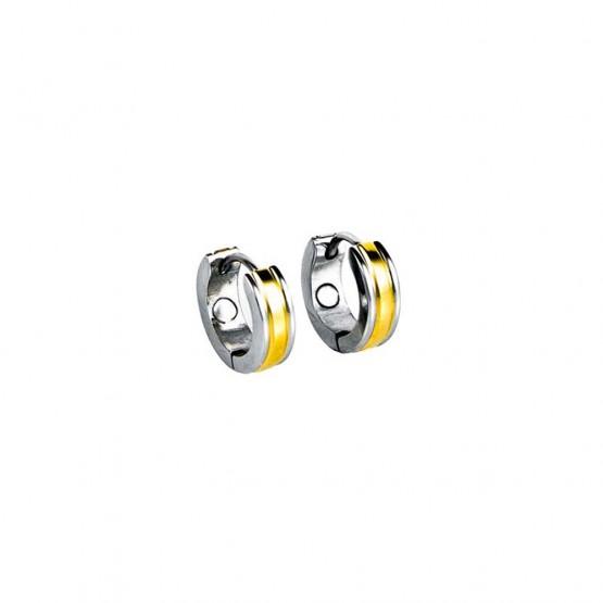 Magnet øreringe (titanium)