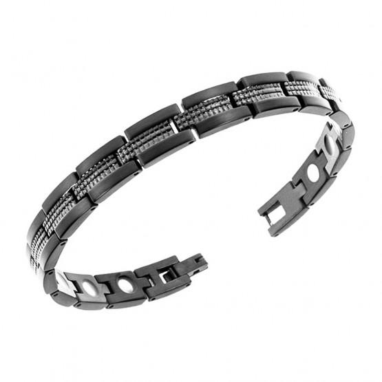 Magnetarmbånd (stål) Tillidsfuld