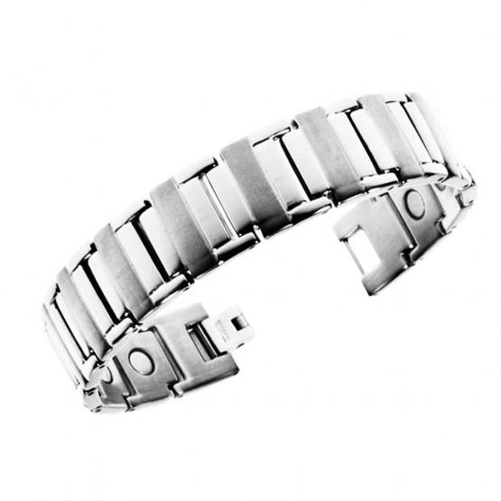 Magnetsmykker (titanium) Stilfuld