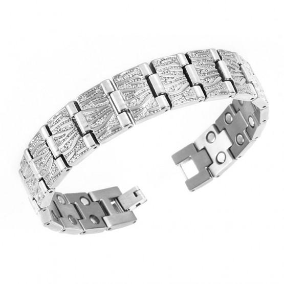 Magnetarmbånd (titanium) Indre Stolthed