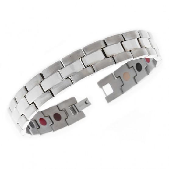 Magnetarmbånd (titanium) Trofast følgesvend