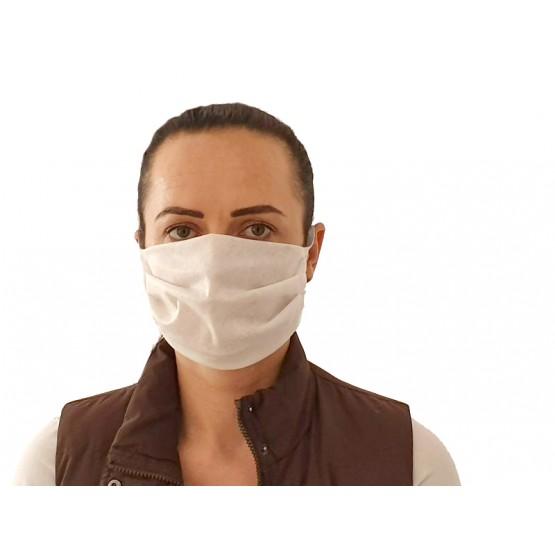 Mundbind Ansigtsmaske Med 3-lags beskyttelse