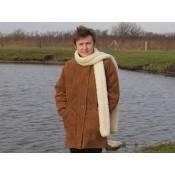 Halstørklæde (Merino uld)