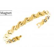 Magnetarmbånd (titanium) Egen skønhed
