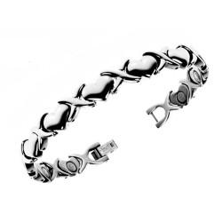 Magnetarmbånd (stål) Den hjertelige