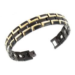 Magnetarmbånd (titanium) Livets byggesten