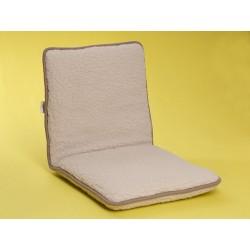 Hynde (Merino beige) 45 x 90 cm