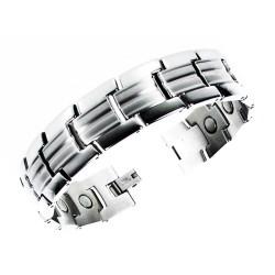 Magnetarmbånd (stål) Herkules