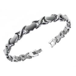 Magnetarmbånd (stål) Næstekærlighed