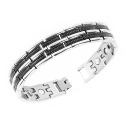 Magnetarmbånd (stål) Den Målrettede