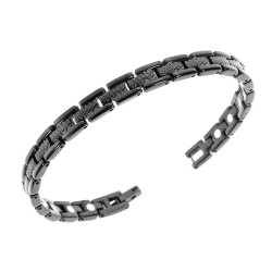 Magnetarmbånd (titanium) Caminoen