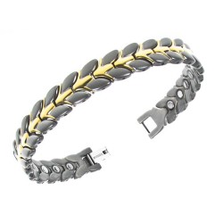 Magnetarmbånd (titanium) Livets Akse
