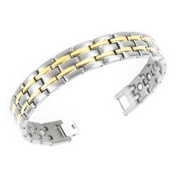 Magnetarmbånd (titanium) Tidernes retning